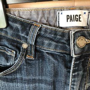 PAIGE Jeans - Paige Skyline Straight jeans